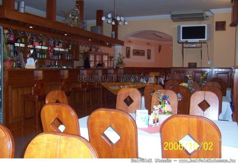 60 fős étterem