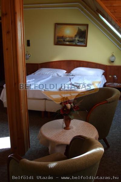 családi szobák