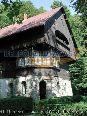 Die Iglauer Villa am Glasberg