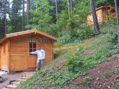 4 ágyas (2 emeletes ágy) bungaló
