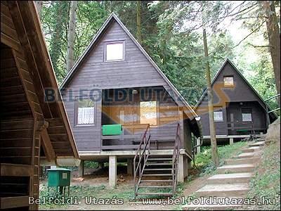 Holzhütte für 8 Personen