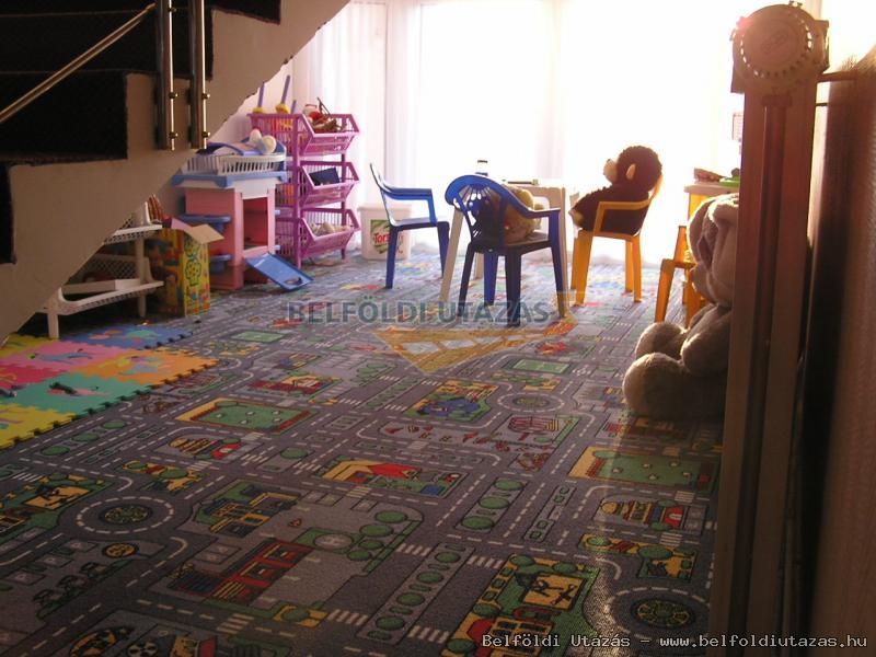 Spielraum f�r Kinder im Hotel