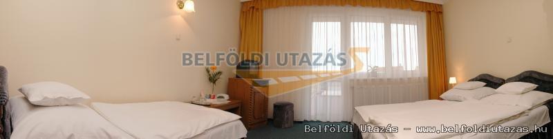 Standardzimmer für 3 Personen