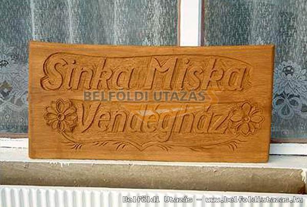 Sinka Miska Vendégház (2)