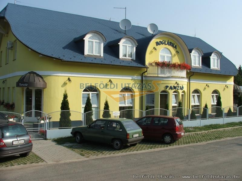 Boglárka Pension-Restaurant (1)