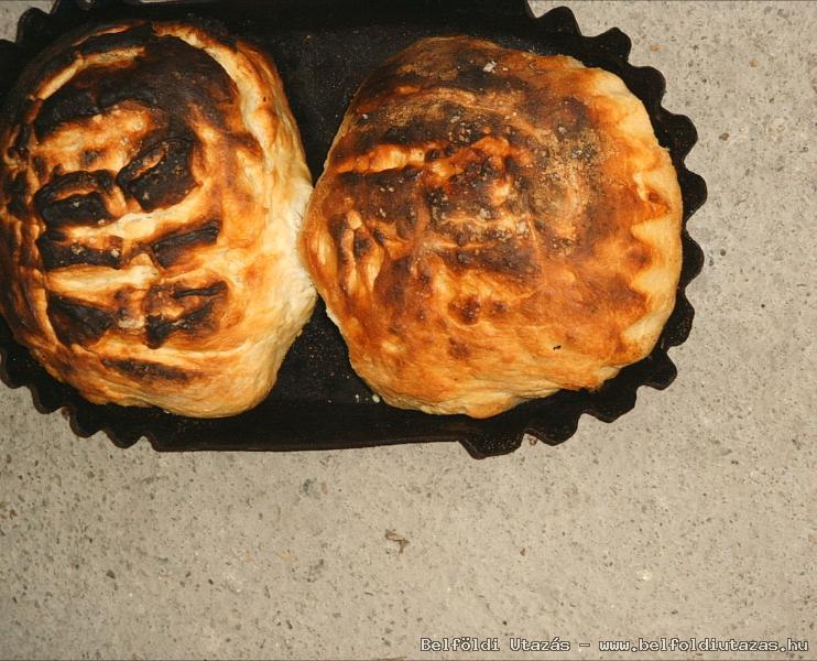 kemencés kenyér