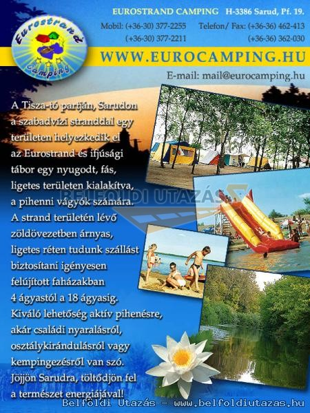 Eurostrand Camping és Ifjúsági Tábor (1)