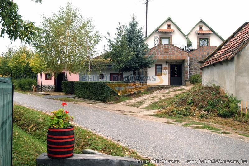 Pásti Pincék és Pihenőházak (1)