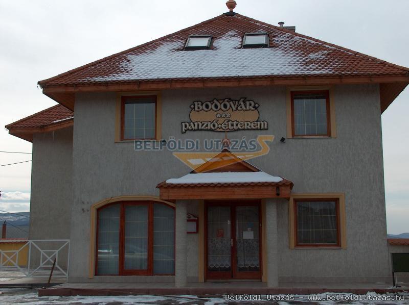 Bodóvár Panzió -Étterem (1)