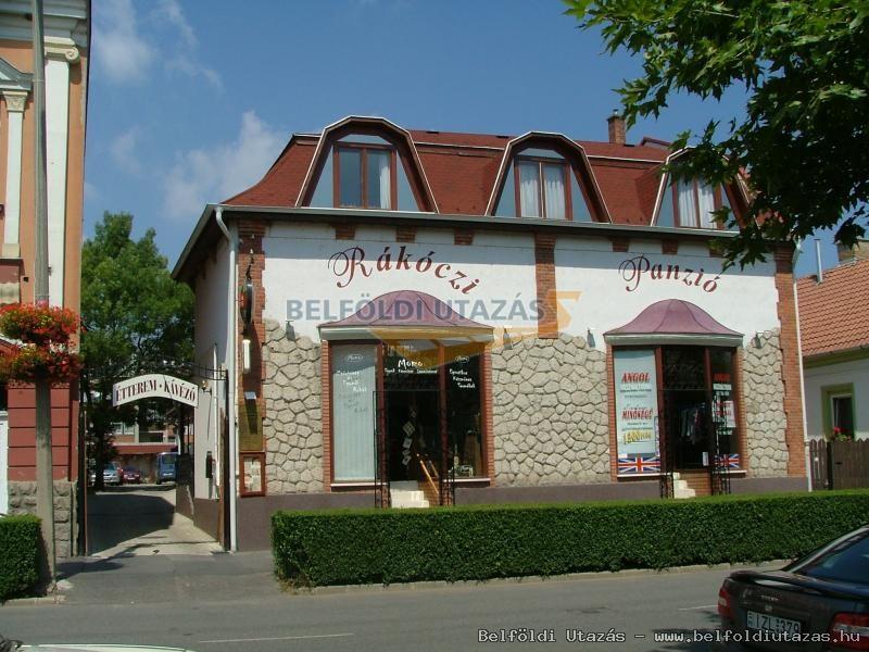 Rákóczi Panzió, Étterem-Kávézó (1)