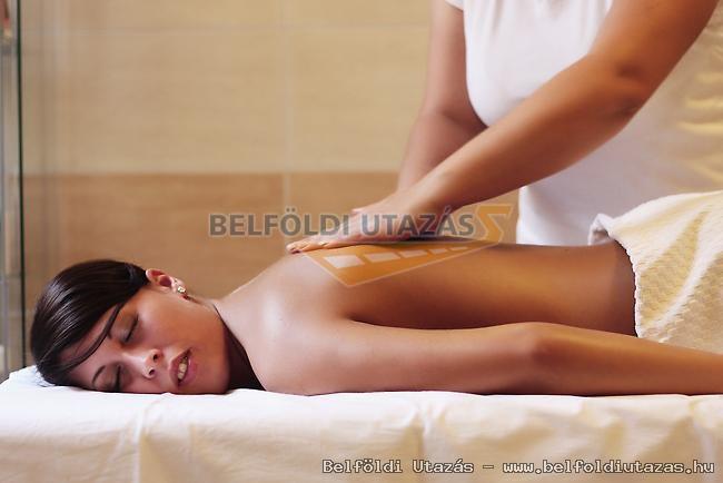 Massage in unserem Hotel