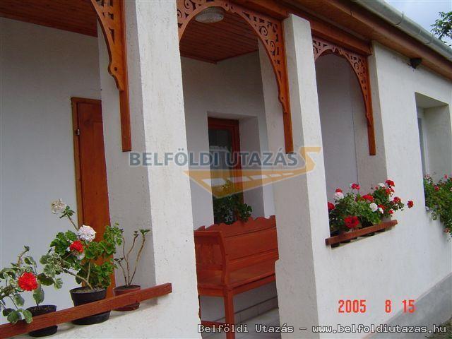 Patakparti Pihenőház (1)
