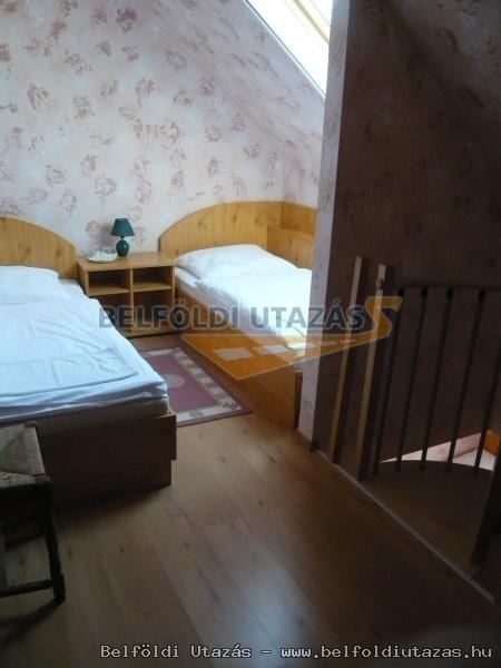 7 ágyas szoba - emelet