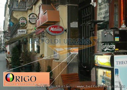 Origo Hostel Vendégház (1)
