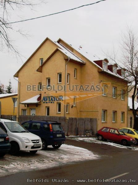 Aviátor Motel Vendégház (1)