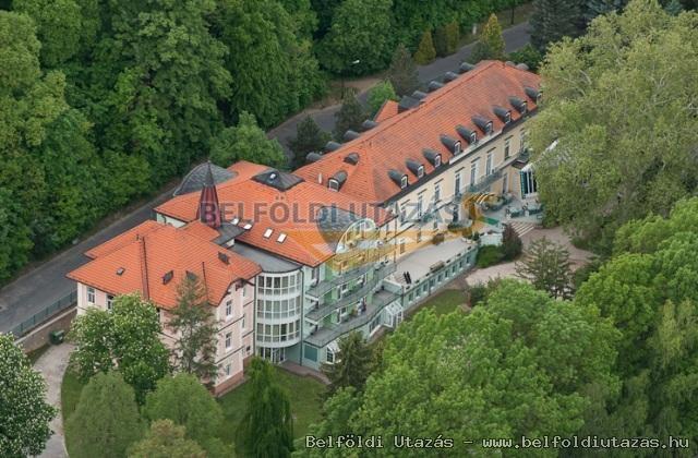Hotel Spa Hévíz **** (1)