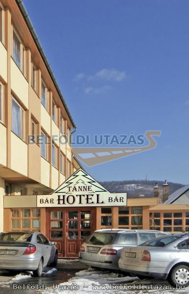 Hotel Tanne *** (1)