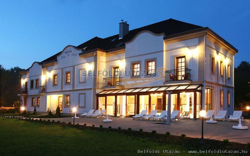 Hotel Villa Völgy ****/*** (1)