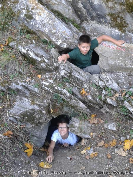 hegyi kalandok