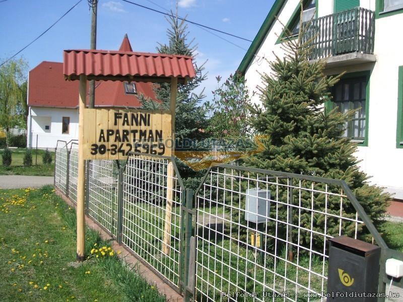 Fanni Apartmanház (1)