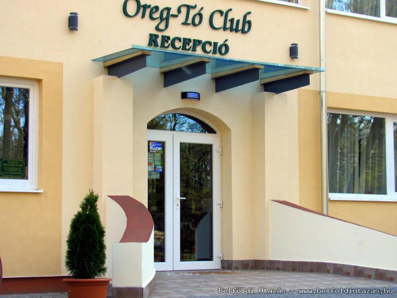 Öreg-Tó Club Hotel és Ifjusági Tábor (1)