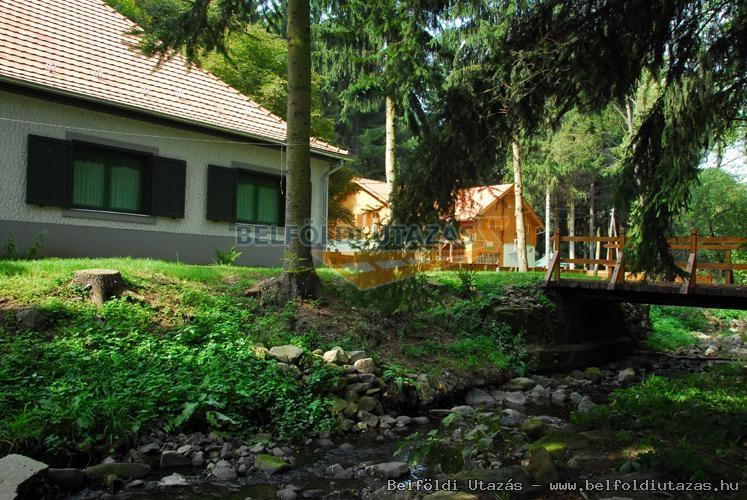 Királyháza Alsó Vendégház (1)