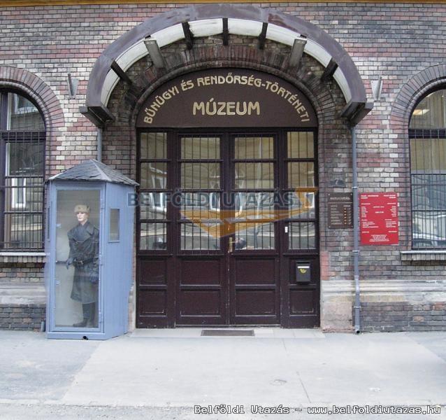 Rendőrség-történeti Múzeum (1)