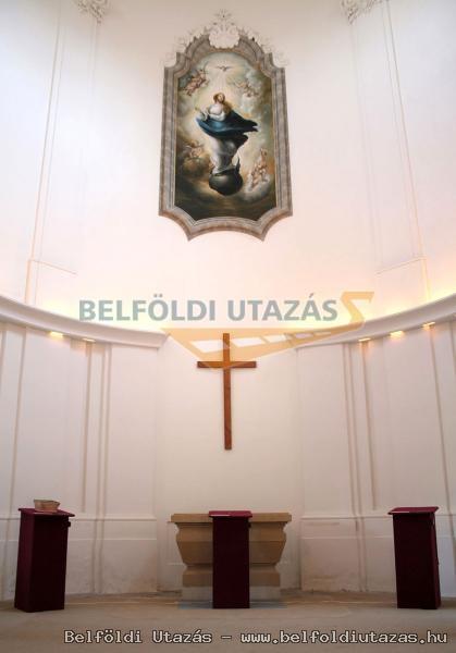 Batthyány kápolna