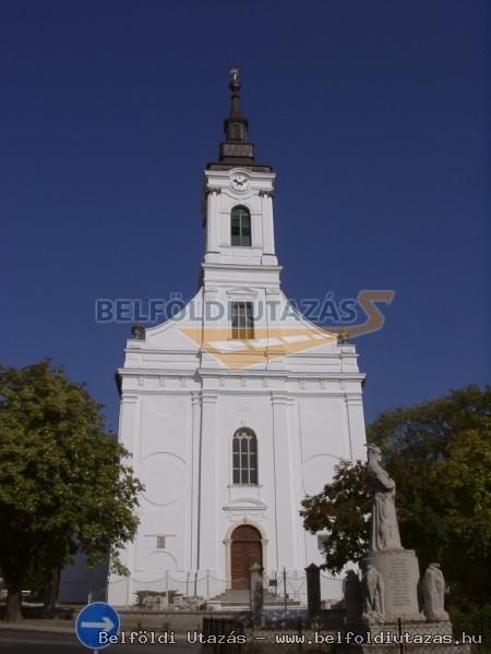 Fehér református templom