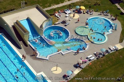 Légifotó a fürdőről 2008. 06. 10.