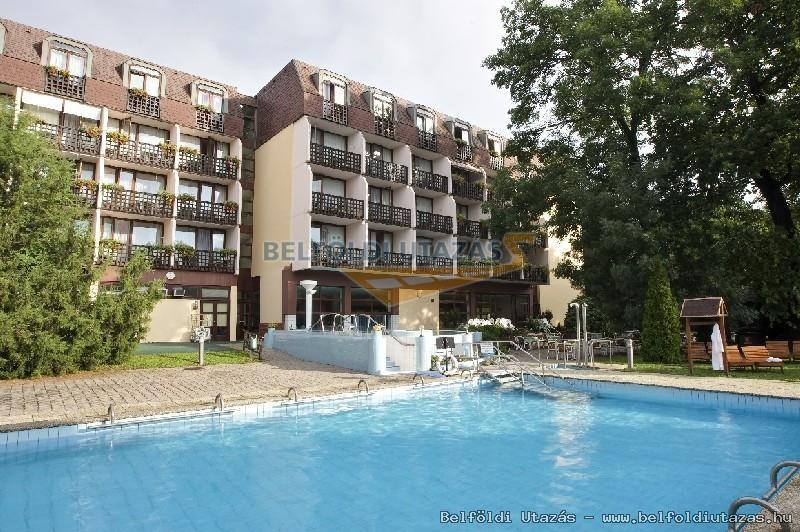 Wo dich die Natur in Arme nimmt - Danubius Health Spa Resort Sárvár