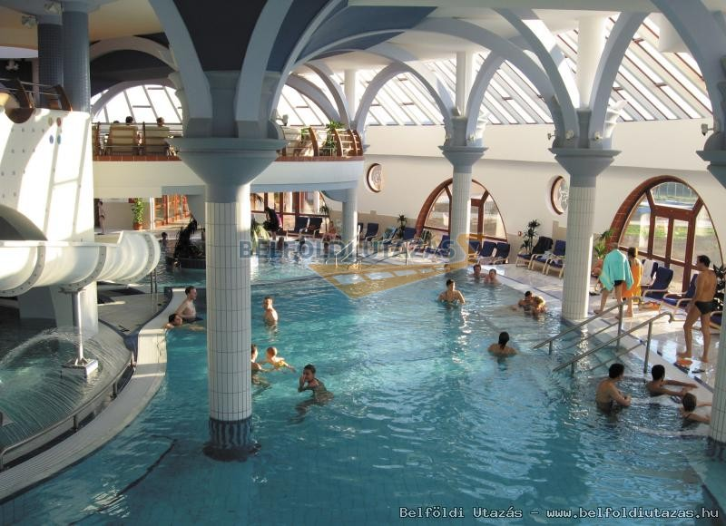 Indoor Thermalbath Zalaegerszeg