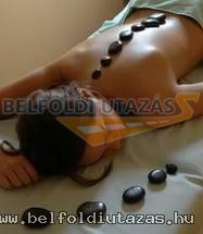 Lavastone massage