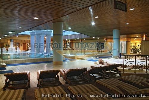 The Aquincum Hotel Budapest (1)