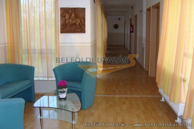 Flóra Termálfürdő - Apartmanházak, Étterem és Panzió (13)