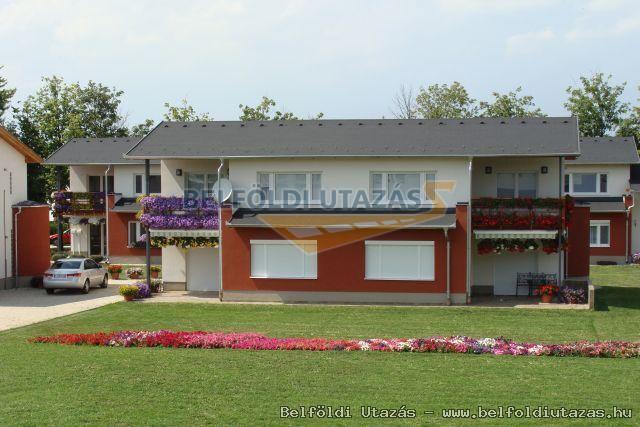 Flóra Termálfürdő - Apartmanházak, Étterem és Panzió (7)