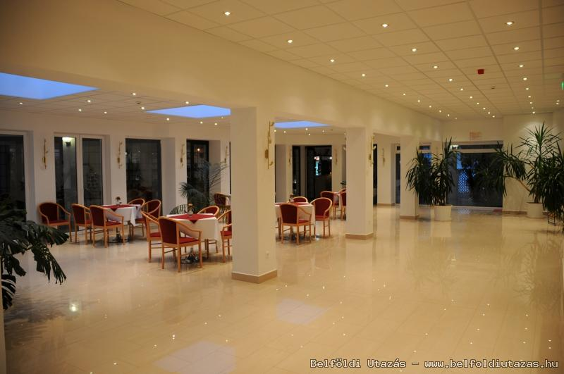 Két Korona Hotel-Lobby