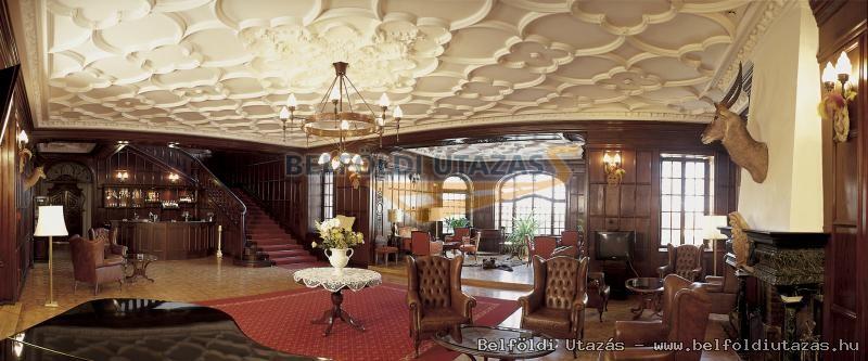 Romantik Hotel Szidónia Kastély (6)