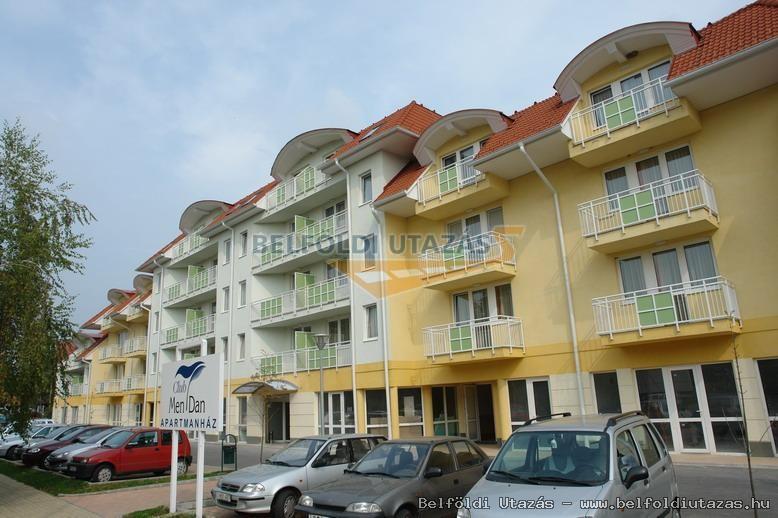 Club MenDan Apartmanház (1)