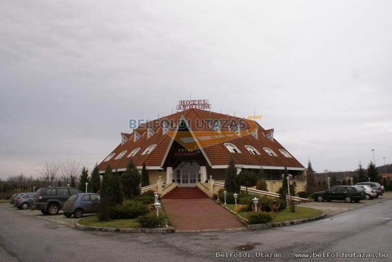 Gastland Hotel Átrium (2)