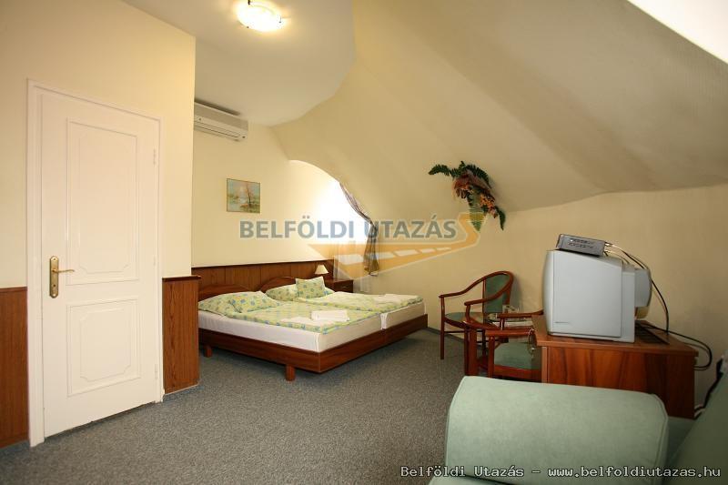 Bástya Wellness Hotel***, Étterem (3)
