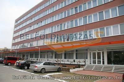 Pannon Egyetem Központi Kollégium (1)