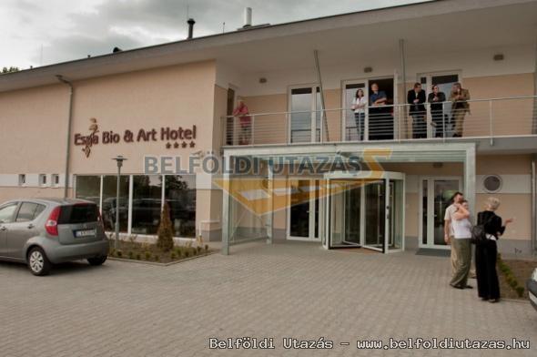 Szépia Bio & Art Hotel **** (2)