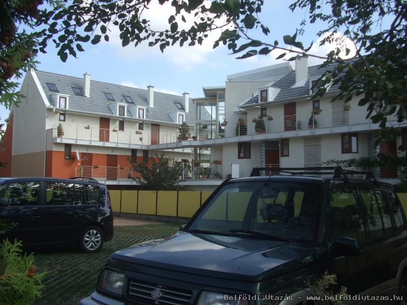 Feng Shui Wellness Apartmanház Hévíz (1)