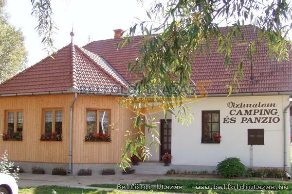 Vizimalom Panzió, Kemping, Étterem, Erdei Iskola (1)