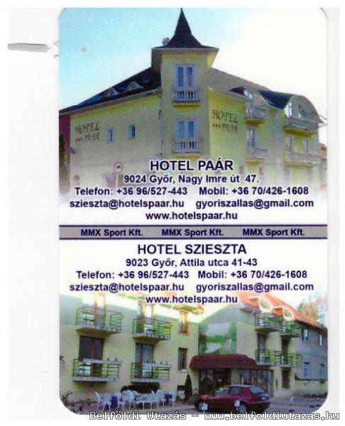 Szieszta Hotel Győr (2)